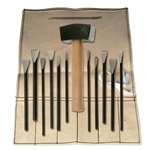 Professional Stone Carver's Set