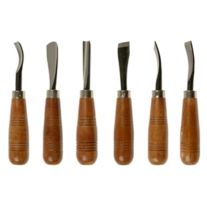 Heavy Duty Wood Carving Set - MM3