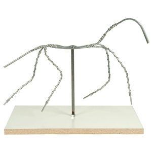 "Animal Armature - 10"" with Board"