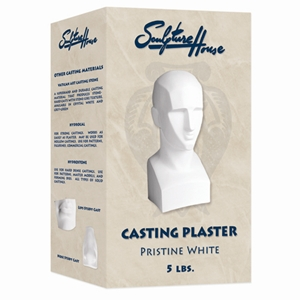 Casting Plaster - 5 lbs.