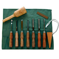 Wood Carving Tools and Carving Sets from Sculpture House