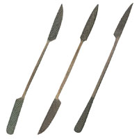 Large Steel Rasps for Wood Carving and Stone Carving from Sculpture House
