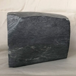 Charcoal Grey Soapstone - 6 lbs.