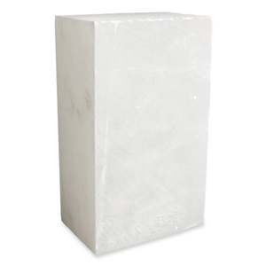 White Alabaster Block - 4 lbs.