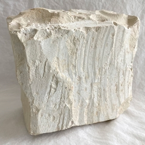 Cream Soapstone - Medium