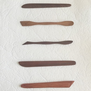 Monumental Wood Modeling Tool Set - Set of 5 Tools