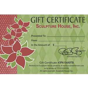 Sculpture House Gift Certificate