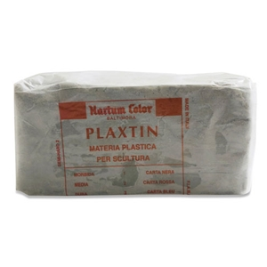 Plaxtin Modeling Material by Fiaba - Medium - 1.0 kg.