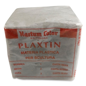 Plaxtin Modeling Material by Fiaba - Medium - Case - 24 0.5-kg Units
