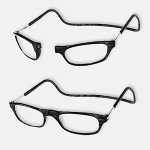 CliC® Eyewear - Magnifiers for Detail Work - Black