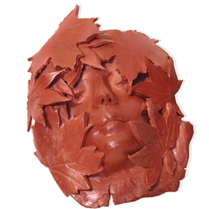 Claystone Self-Hardening Clay - Red - 50 lbs.
