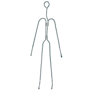 Removable Figure Armature - 12""