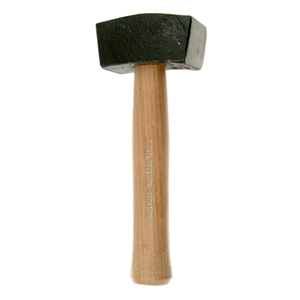 Stone Carving Hammer - 2 1/2 lbs.