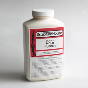 Pliatex Mold Rubber - 1 quart