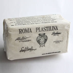 ROMA No. 2 Plastilina - White - Case