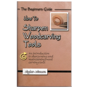 How To Sharpen Woodcarving Tools by Skylar Johnson