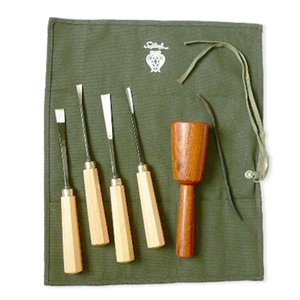 Springdale Detailing Wood Carving Set
