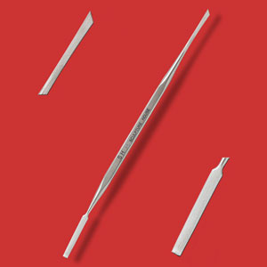 Stainless Steel Detailing Tool - No. 02