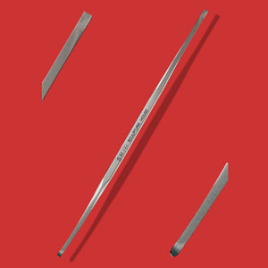 Stainless Steel Detailing Tool - No. 03