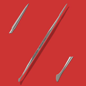 Stainless Steel Detailing Tool - No. 05