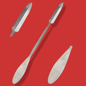 Stainless Steel Spatula - SH63