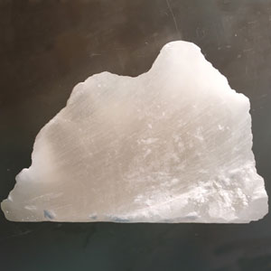Translucent White Alabaster - 10 lb. Rough Cut