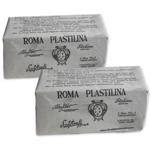 Roma Plastilina No.2 Med Grey-Green