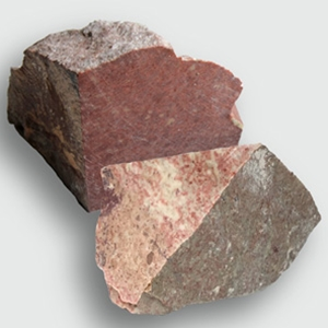 Gala Red Soapstone
